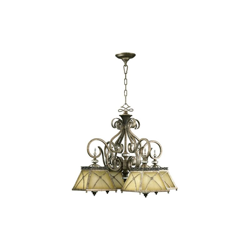 Quorum International 6475-4 Arianne 4 Light 1 Tier Chandelier Sale $810.00 ITEM: bci1350065 ID#:6475-4-87 :