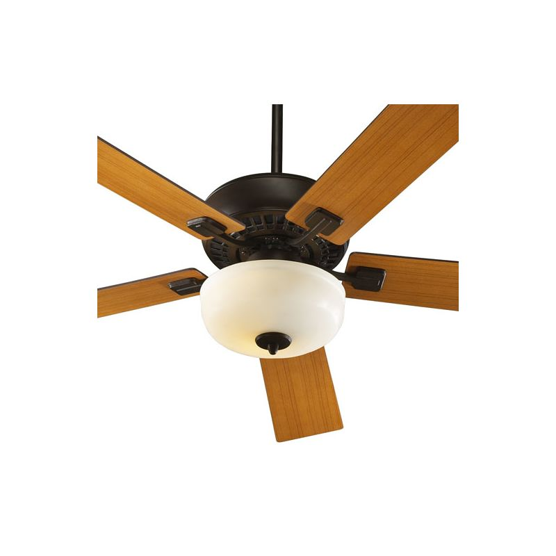 "Quorum International 73525 5 Blade 52"" Ceiling Fan from the Rothman"