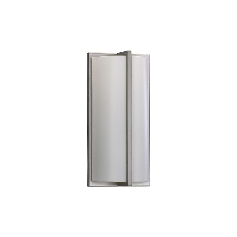 Quorum International 86808-1 1 Light Bathroom Sconce with Frosted