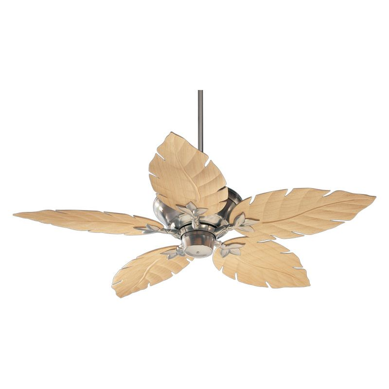 Quorum International Q135525 Outdoor Ceiling Fan from the Monaco Patio