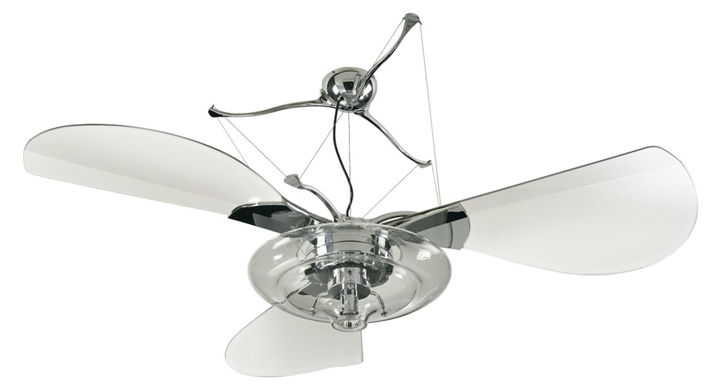Quorum International Q14583 Indoor Ceiling Fan from the Jellyfish