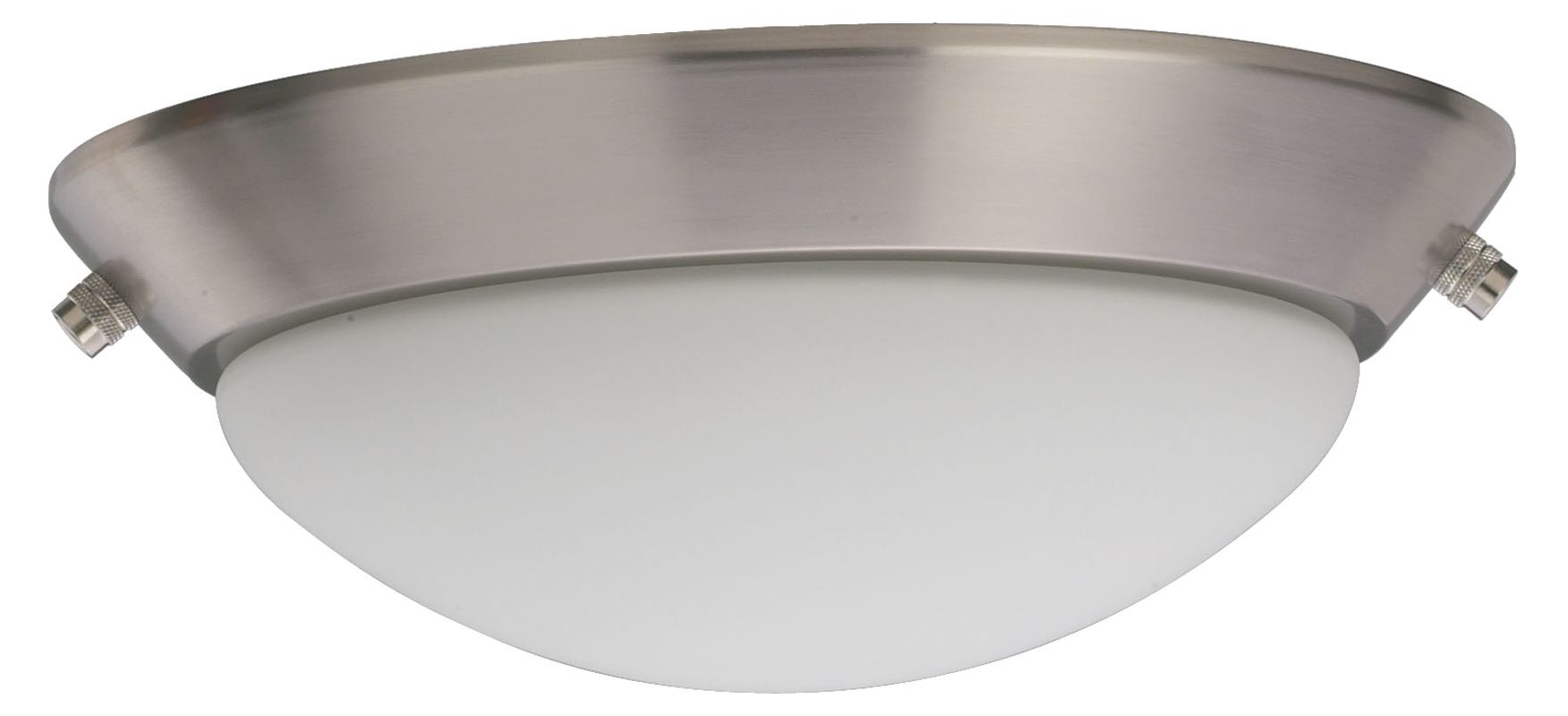 Quorum International 1504 2 Light Low Profile Ceiling Fan Bowl Light