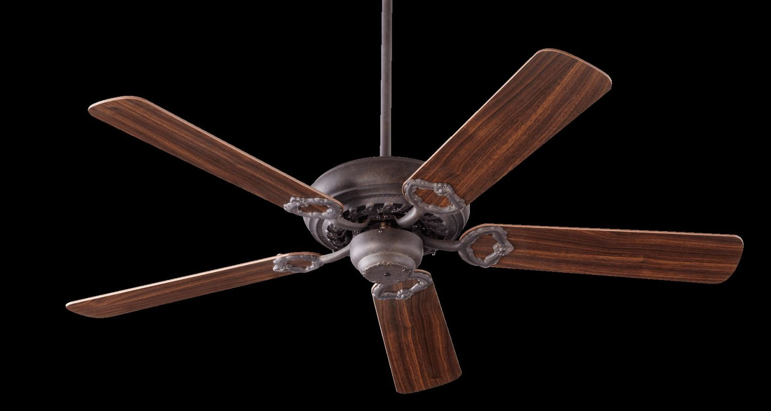"Quorum International 17520 Monticello 52"" 5 Blade Indoor Ceiling Fan"