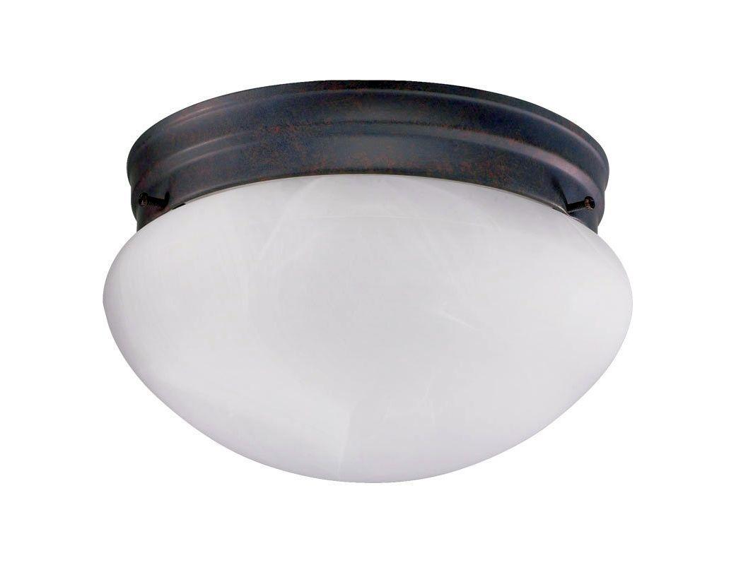 Quorum International Q3021-8 2 Light Flushmount Ceiling Fixture with Sale $34.00 ITEM: bci365490 ID#:3021-8-44 :
