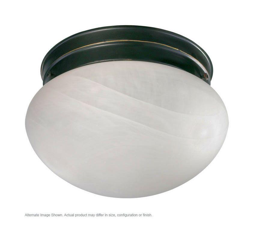 Quorum International Q3021-8 2 Light Flushmount Ceiling Fixture with Sale $34.00 ITEM: bci365487 ID#:3021-8-95 :