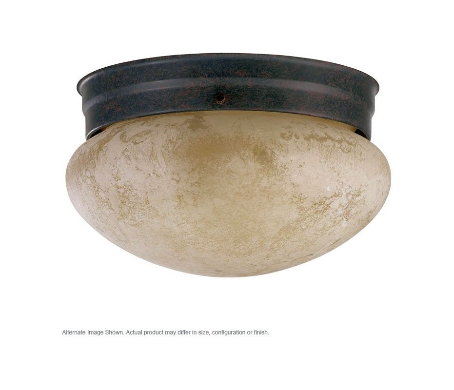Quorum International Q3026-6 1 Light Flushmount Ceiling Fixture with Sale $23.50 ITEM: bci365495 ID#:3026-6-44 :