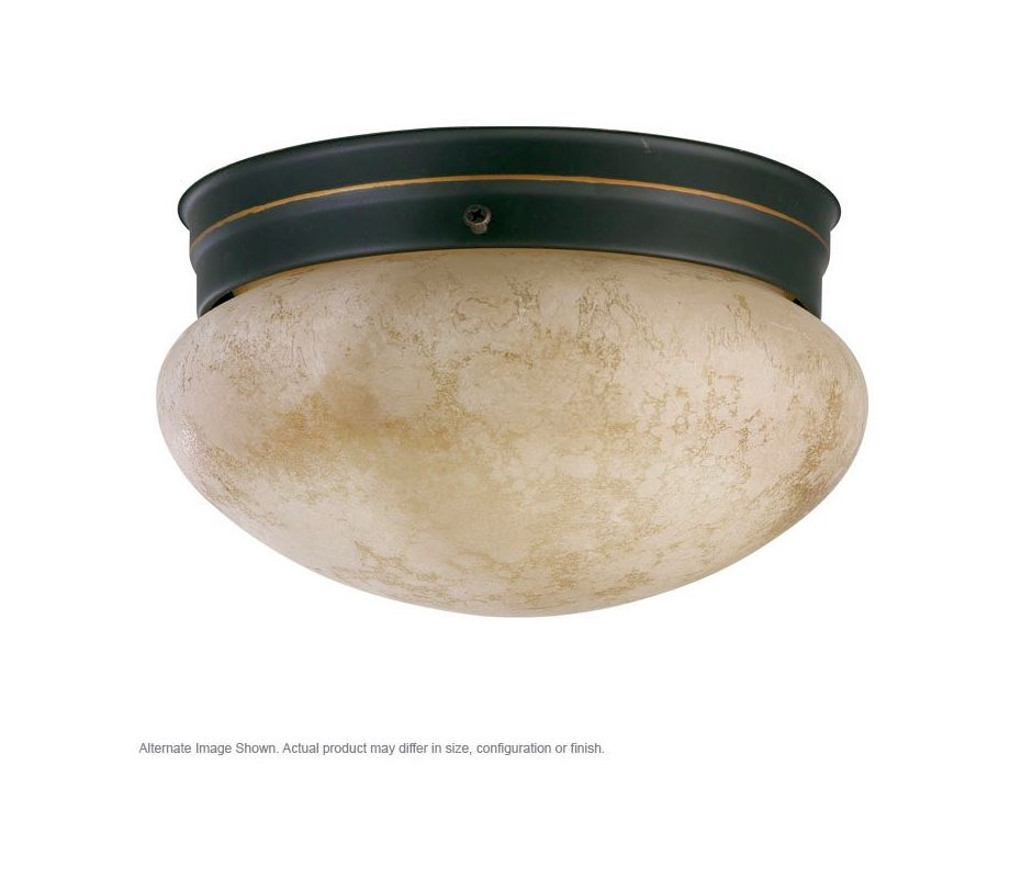 Quorum International Q3026-6 1 Light Flushmount Ceiling Fixture with Sale $23.50 ITEM: bci365494 ID#:3026-6-95 :