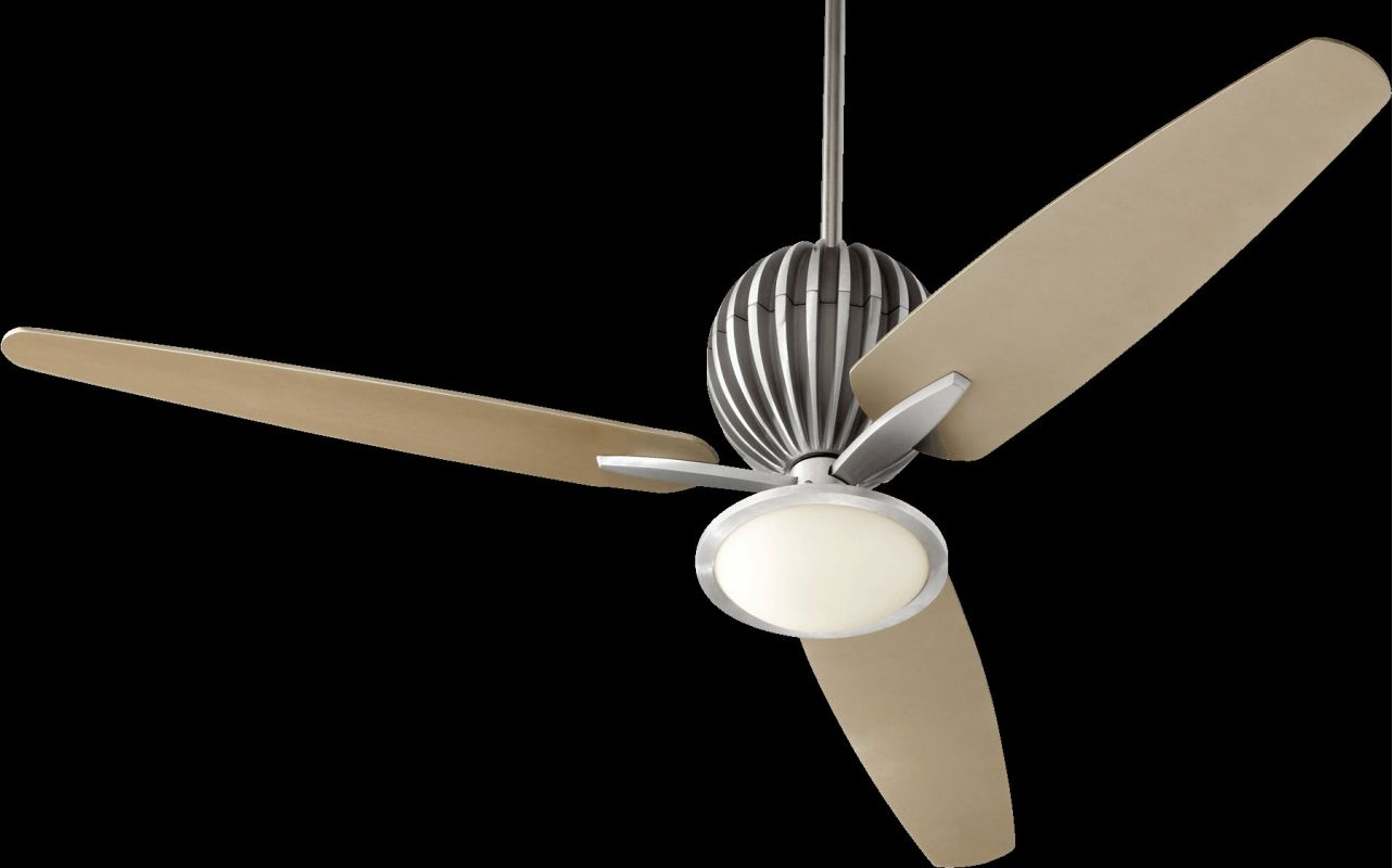 "Quorum International 30603 Alumina 60"" 3 Blade Indoor Ceiling Fan"