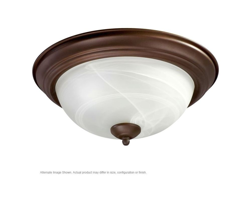 Quorum International 3066-15 3 Light Flushmount Ceiling Fixture with Sale $74.00 ITEM: bci1703692 ID#:3066-15-86 :