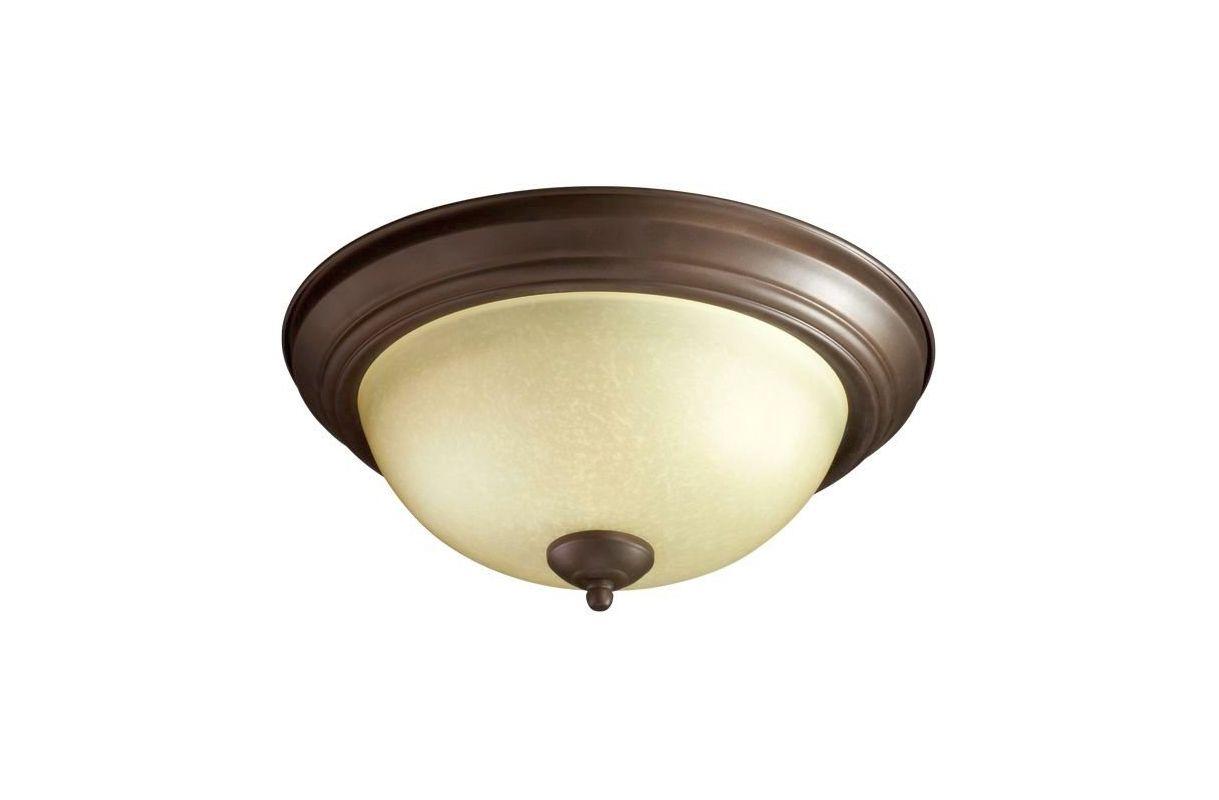 Quorum International 3073-13 2 Light Flushmount Ceiling Fixture with Sale $63.00 ITEM: bci1703814 ID#:3073-13-86 :