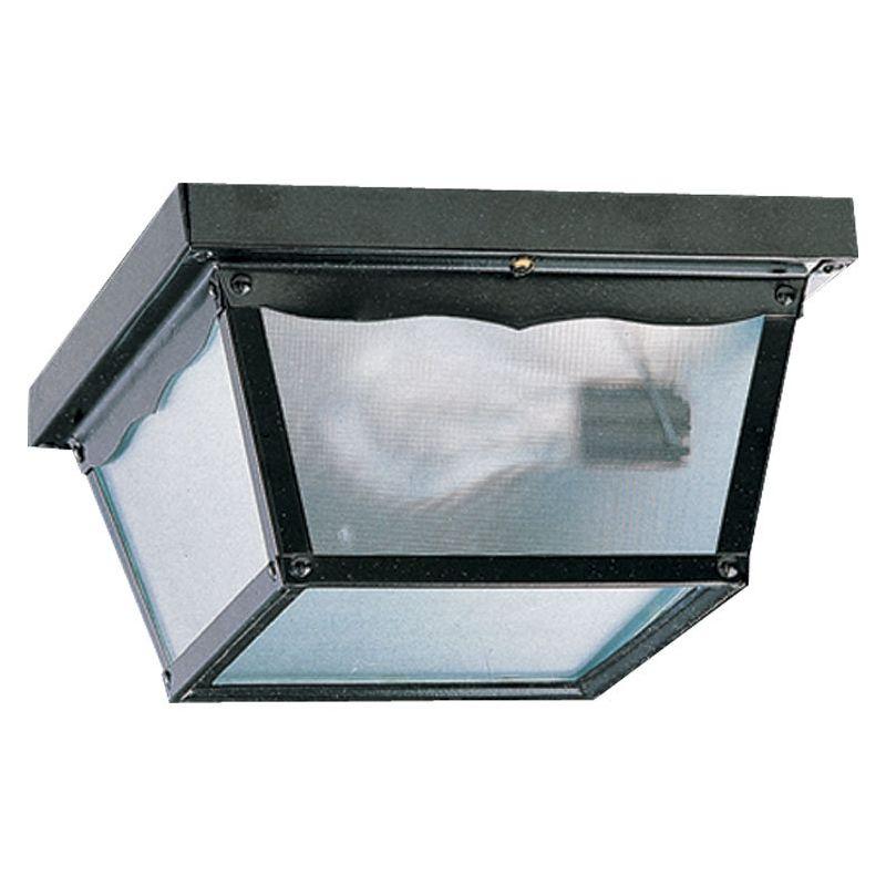 Quorum International Q3080-9 2 Light Flushmount Outdoor Ceiling