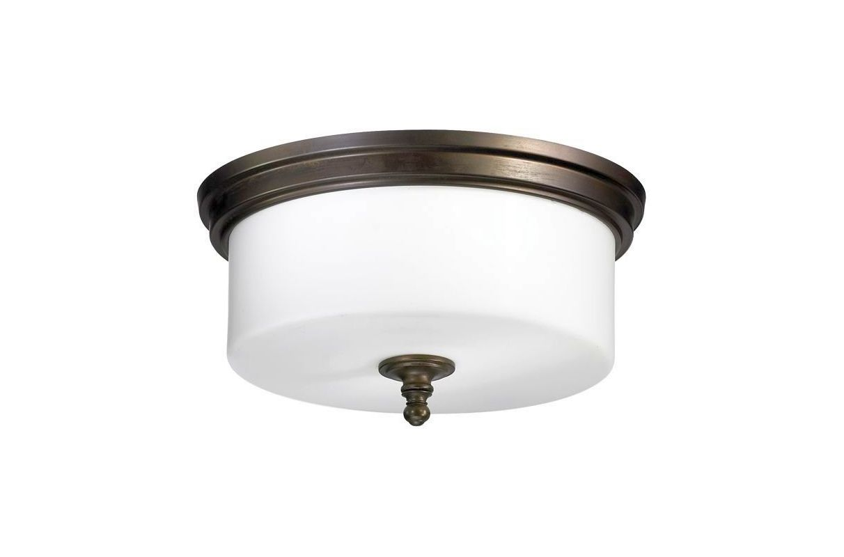 Quorum International 3090-14 Rockwood 3 Light Flushmount Ceiling Sale $132.00 ITEM: bci1703707 ID#:3090-14-86 :
