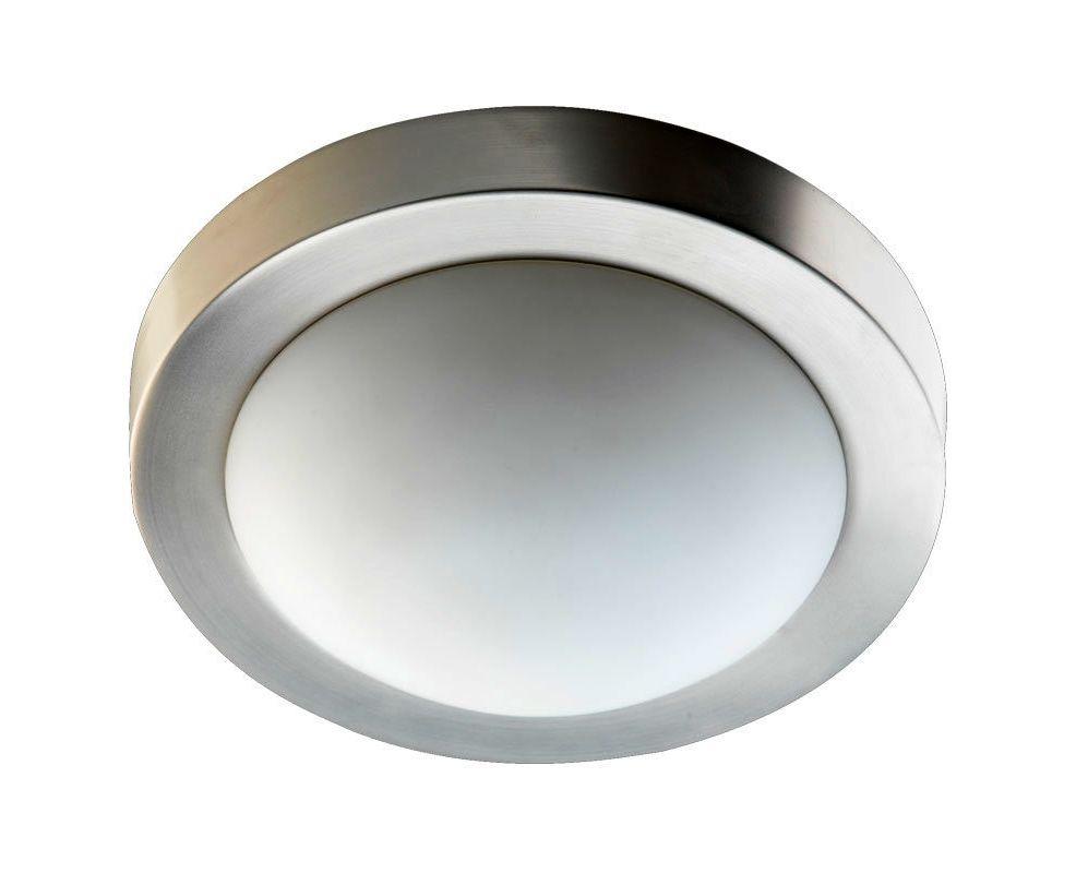Quorum 3505-9-65 Satin Nickel Contemporary Ceiling Light
