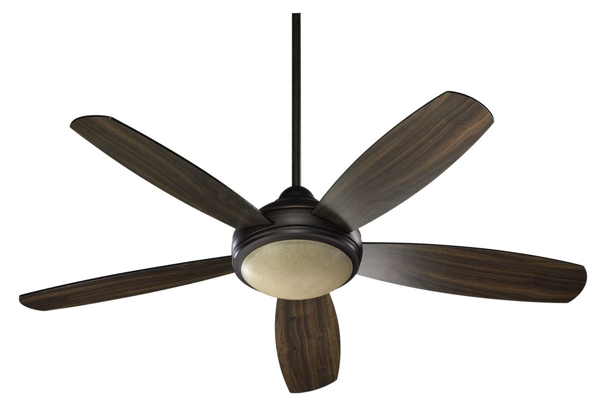 "Quorum International 36525 5 Blade 52"" 4 Speed 3 Light Ceiling Fan �"