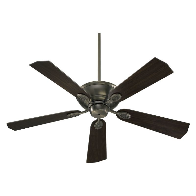 "Quorum International 38525-92 52"" Indoor Ceiling Fan from the Kingsley"