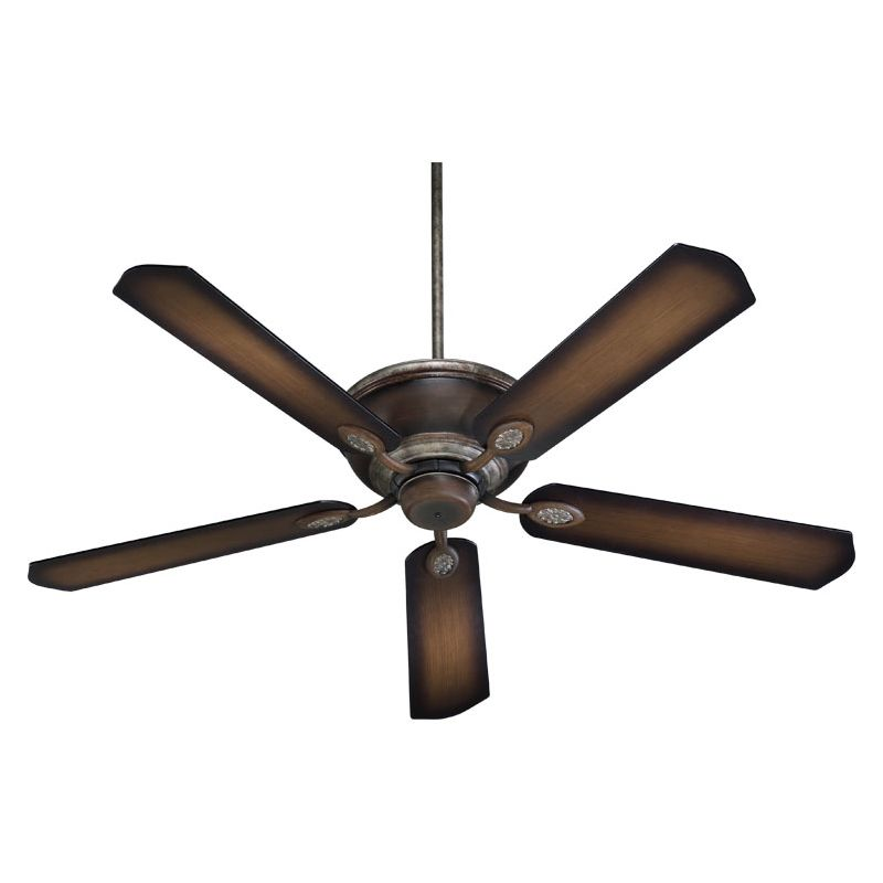 """Quorum International 38605 60"""" Indoor Ceiling Fan from the Kingsley"""