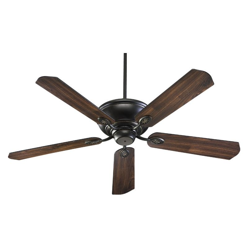 "Quorum International 38605 60"" Indoor Ceiling Fan from the Kingsley"
