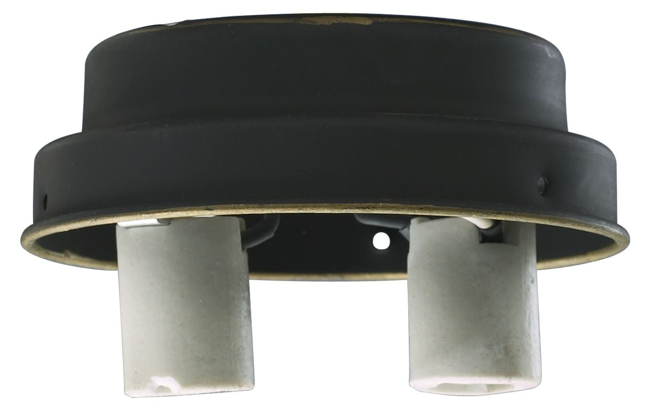"""Quorum International 4106-CFL One CFL Light Outdoor Down Lighting Fan Sale $24.50 ITEM: bci987408 ID#:4106-8095 Traditional / Classic One CFL Light Outdoor Down Lighting Fan Light Fixture 2.25"""" Height 4.25"""" Diameter Glass Not Included Includes 1 13 W CFL Bulbs UL Listed for Wet Locations :"""