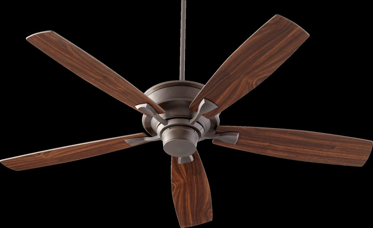 "Quorum International 42605 Alton 60"" 5 Blade Indoor Ceiling Fan Oiled"