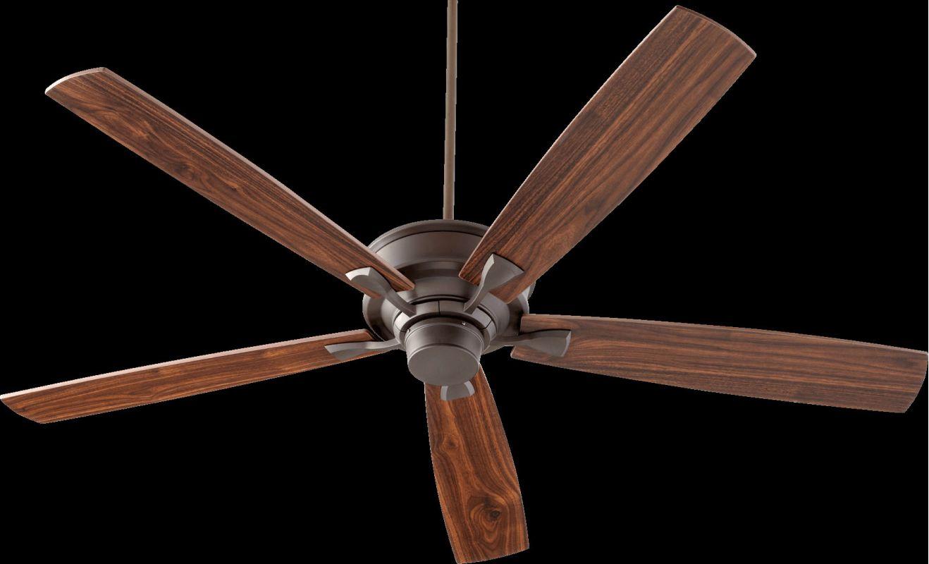"Quorum International 42705 Alton 70"" 5 Blade Indoor Ceiling Fan Oiled"
