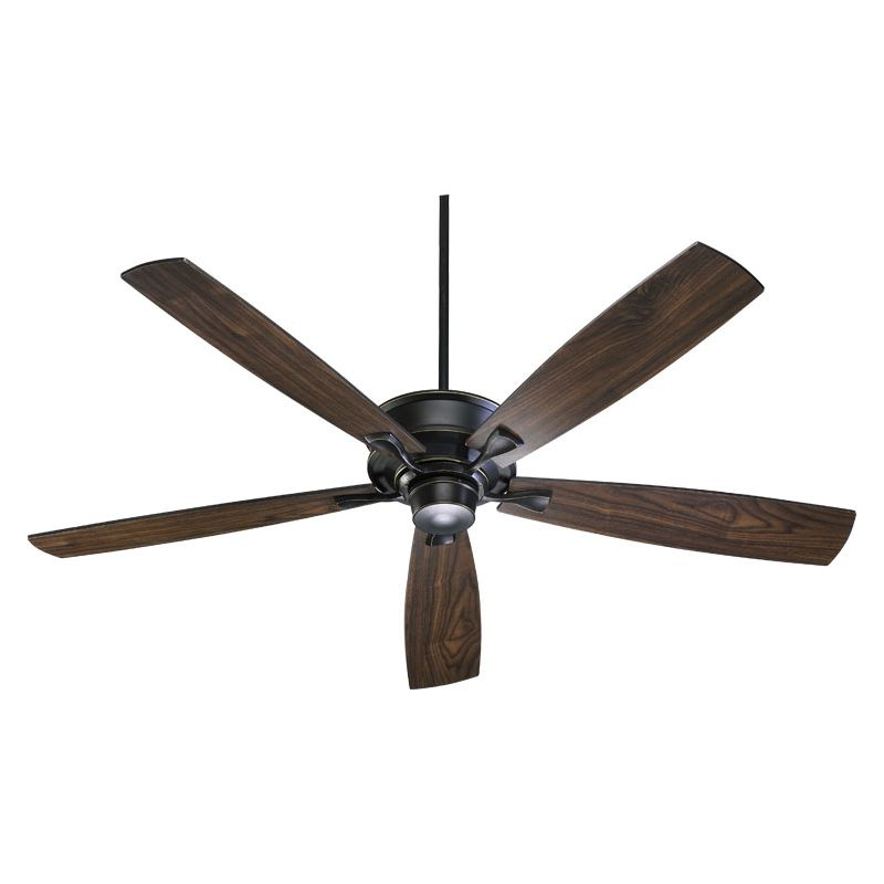 "Quorum International 42705 Alton 70"" 5 Blade Indoor Ceiling Fan Old"