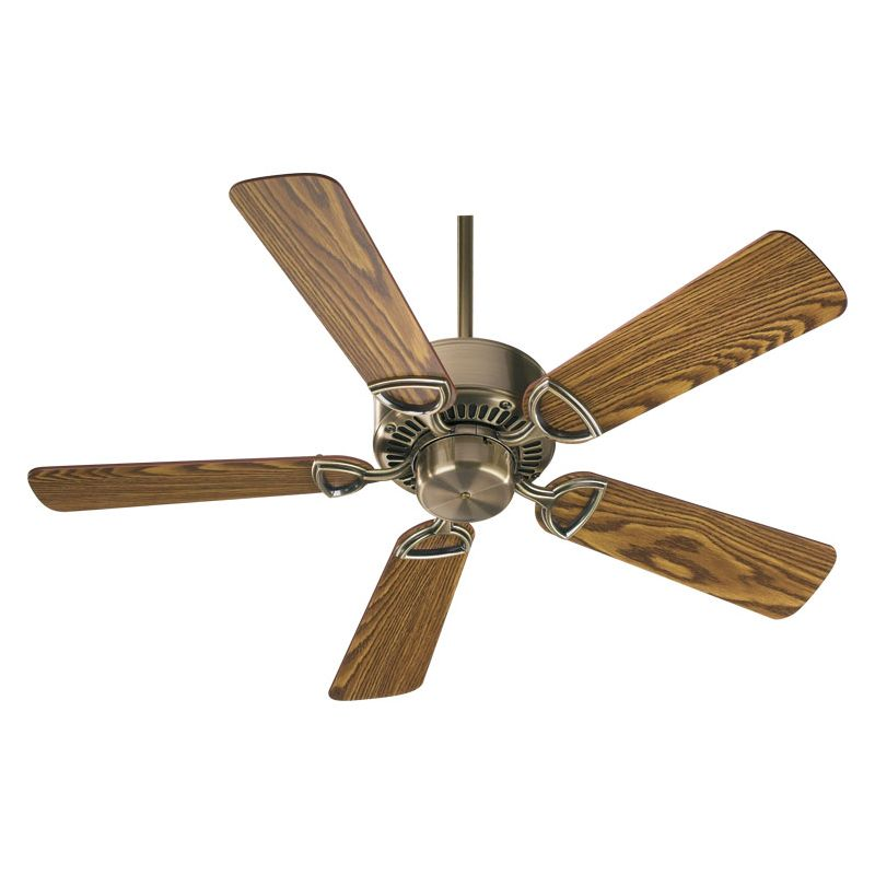 Quorum International Q43425 Indoor Ceiling Fan from the Estate 42