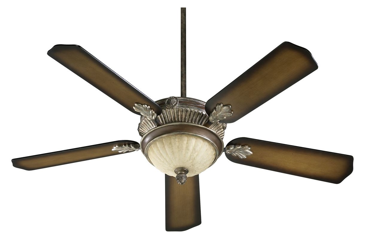"Quorum International 48525 5 Blade 52"" 3 Speed 3 Light Ceiling Fan �"