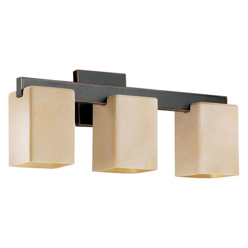 Quorum 5076-3-95 World Contemporary Modus Bathroom Light