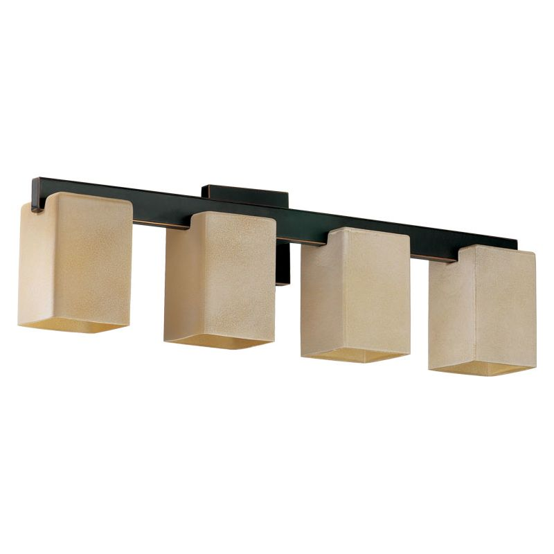 Quorum 5076-4-95 World Contemporary Modus Bathroom Light