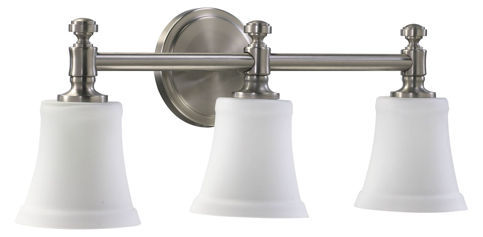 Quorum International 5122-3 3 Light Down Lighting Bathroom Fixture Sale $123.00 ITEM: bci987555 ID#:5122-3-65 :
