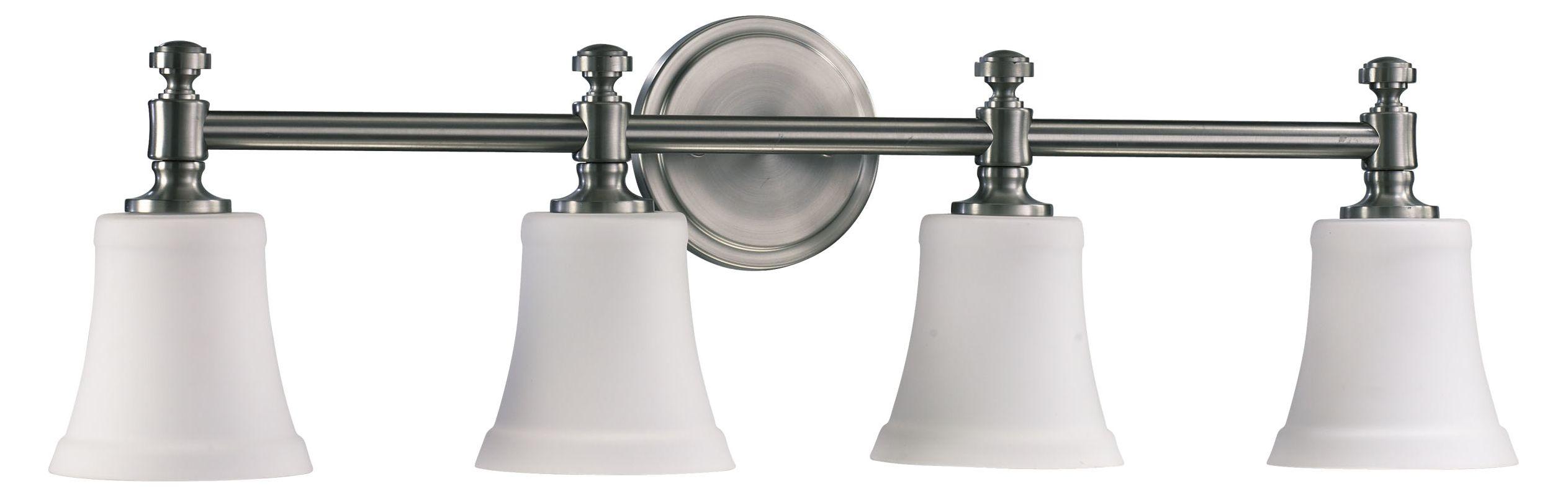 Quorum International 5122-4 4 Light Down Lighting Vanity Light from Sale $159.00 ITEM: bci987566 ID#:5122-4-65 :