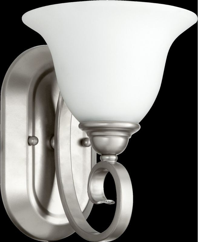 Quorum International 5453-1 Celesta 1 Light Bathroom Sconce Classic