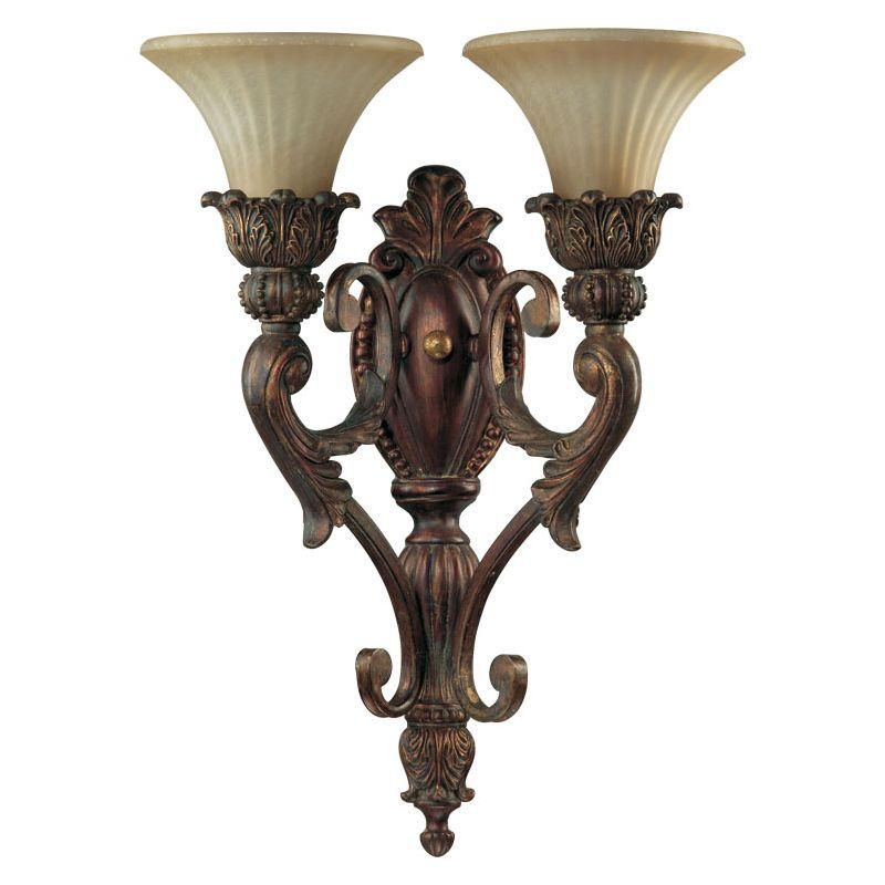 Quorum International Q5530-2 Madeleine 2 Light Bathroom Vanity Light Sale $187.00 ITEM: bci366270 ID#:5530-2-88 :