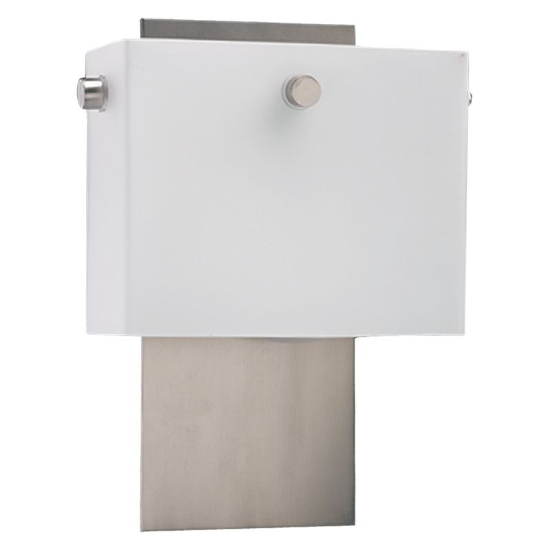 Quorum International Q573 2 Light Bathroom Vanity Light with Frosted