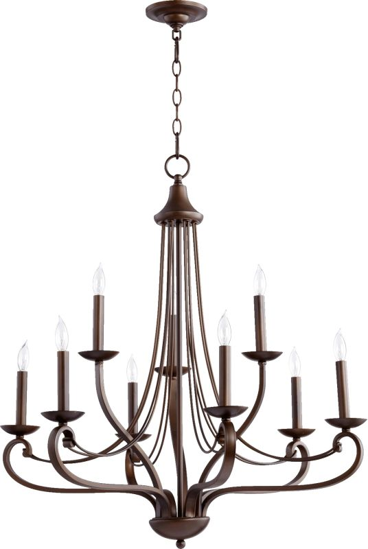 Quorum International 6030-9 Lariat 9 Light 1 Tier Candle Style Sale $434.00 ITEM: bci2368622 ID#:6030-9-86 :