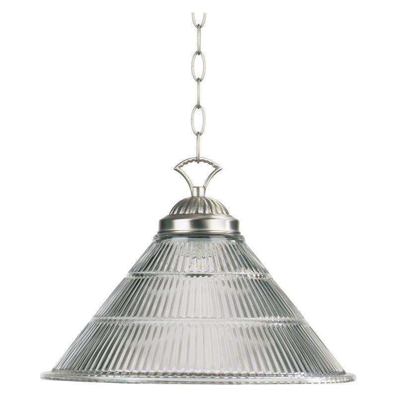 Quorum International Q6305-15 1 Light Full Sized Pendant with Glass