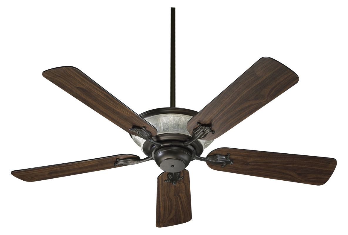 "Quorum International 63525 5 Blade 52"" 3 Speed Ceiling Fan � Blades"