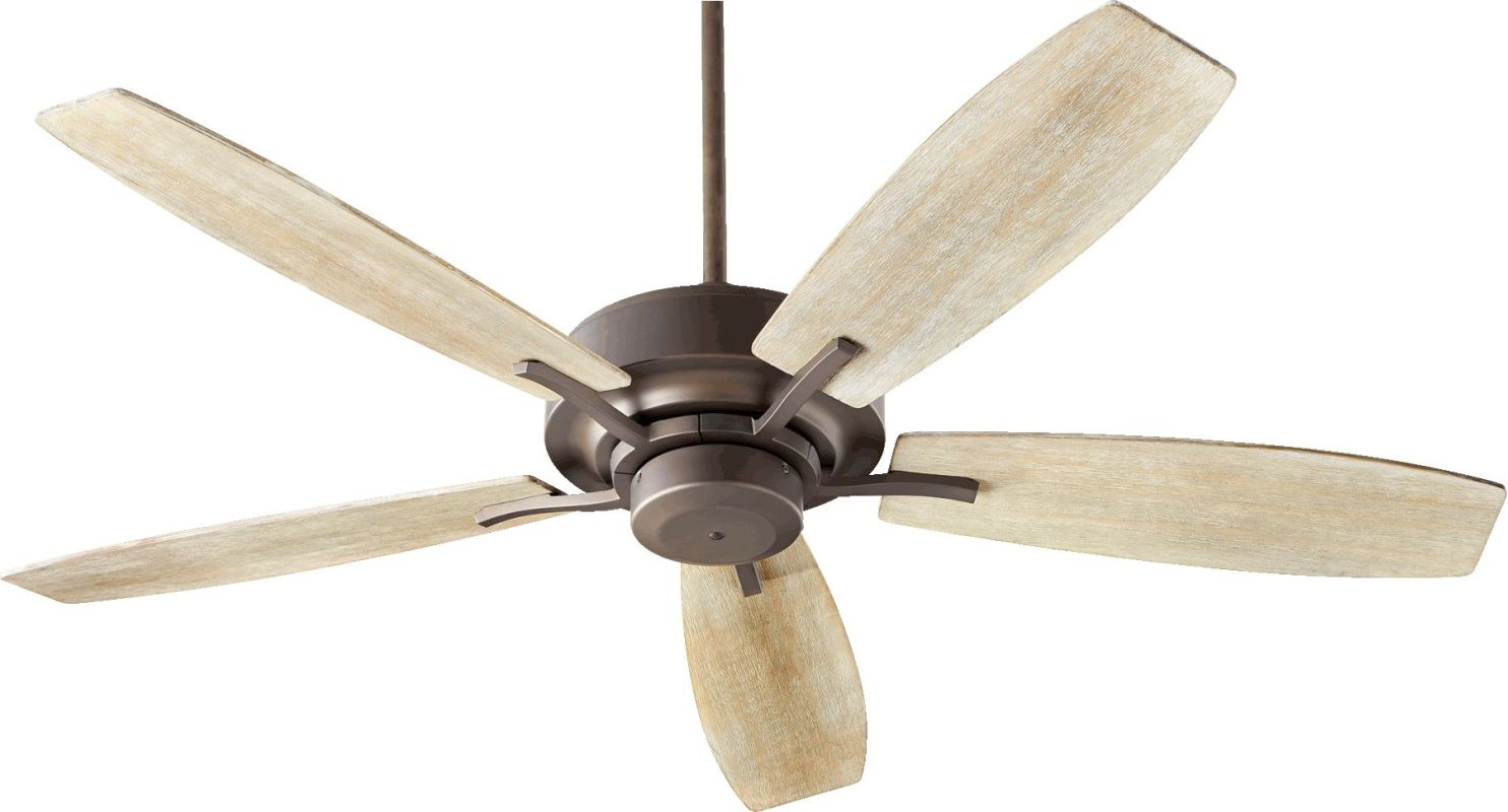 "Quorum International 64525 SOHO 52"" 5 Blade Hanging Indoor Ceiling Fan"