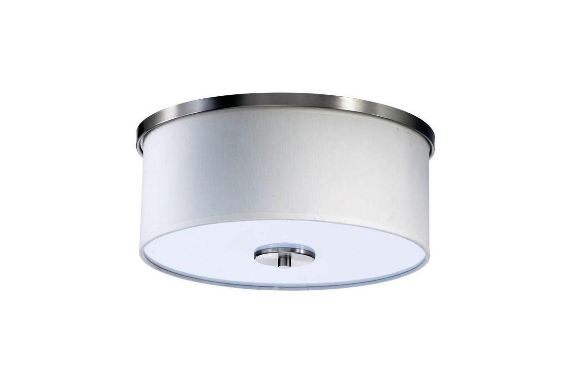 Quorum 658-14-65 Satin Nickel Contemporary CIRRUS Ceiling Light Sale $165.00 ITEM: bci1703745 ID#:658-14-65 :