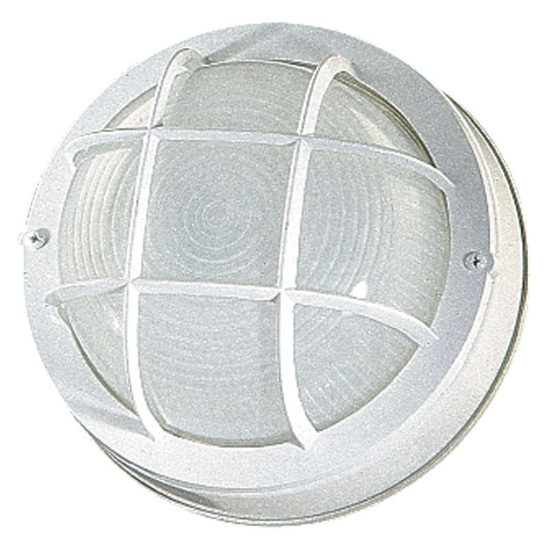 Quorum International Q681-8 1 Light Outdoor Wall Sconce with Frosted