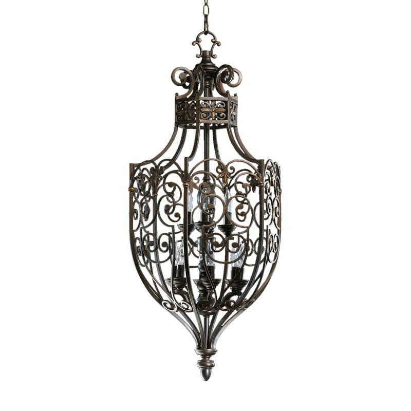 Quorum International 6831-9 9 Light Entry Fixture from the Marcela Sale $598.00 ITEM: bci987655 ID#:6831-9-86 :