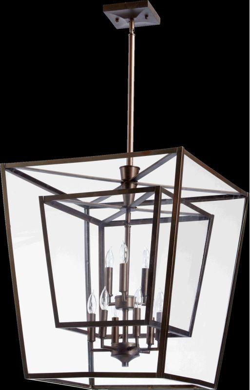 Quorum International 6904-9 Kaufmann 9 Light Pendant Oiled Bronze Sale $710.00 ITEM: bci2220349 ID#:6904-9-86 :