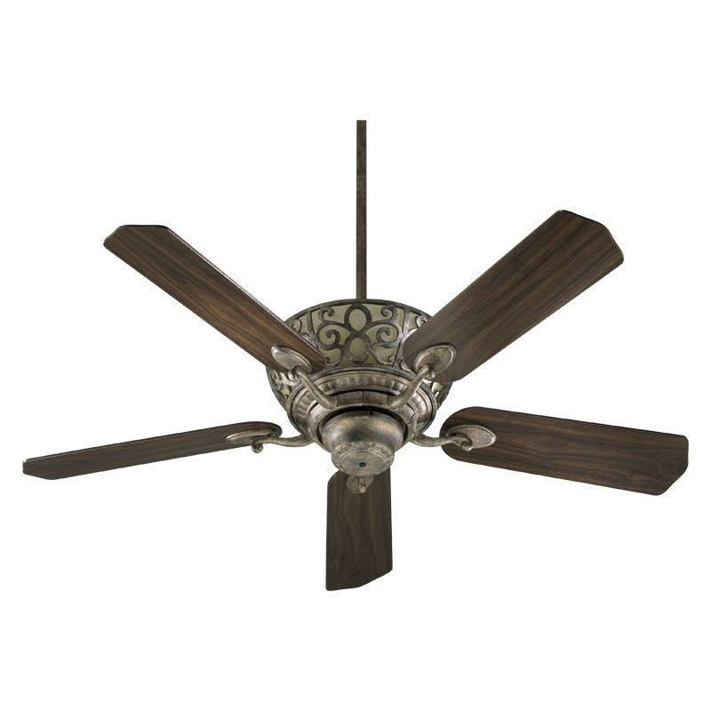 "Quorum International 69525 Cimarron 52"" 5 Blade Indoor Ceiling Fan"