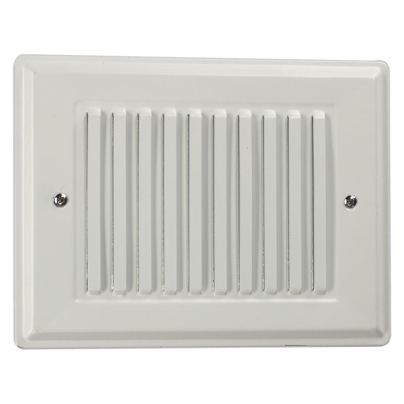 Quorum International 7-100 Recessed Grill Chime Cover and Housing