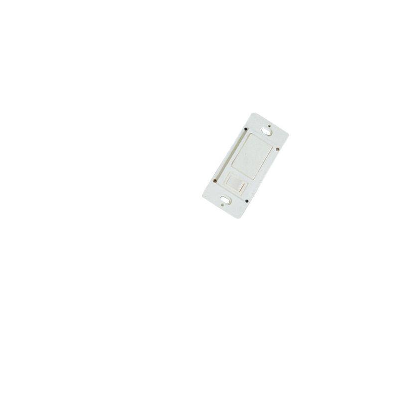 Quorum International Q7-3001-6 Fan Control White Ceiling Fan