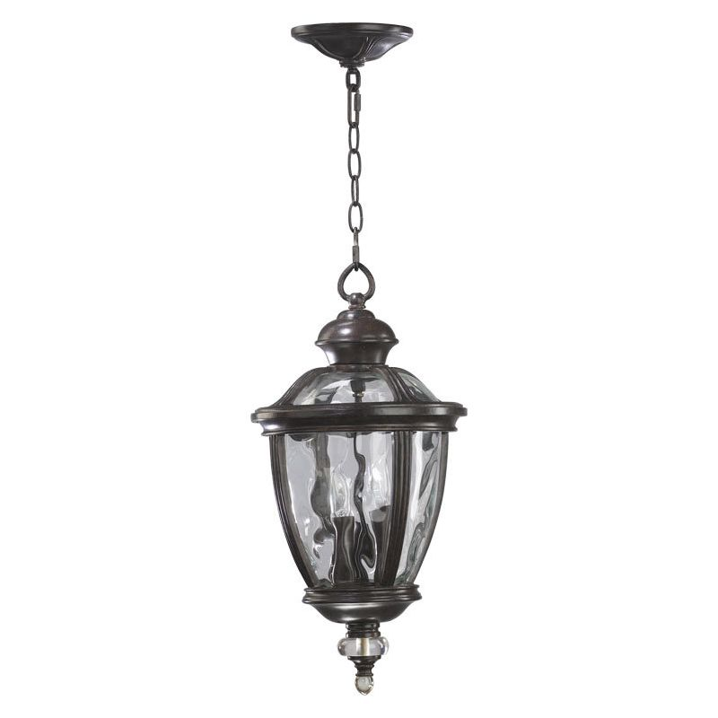 Quorum International Q7222-3 Sloane 3 Light Outdoor Pendant Baltic Sale $286.00 ITEM: bci367473 ID#:7222-3-45 :