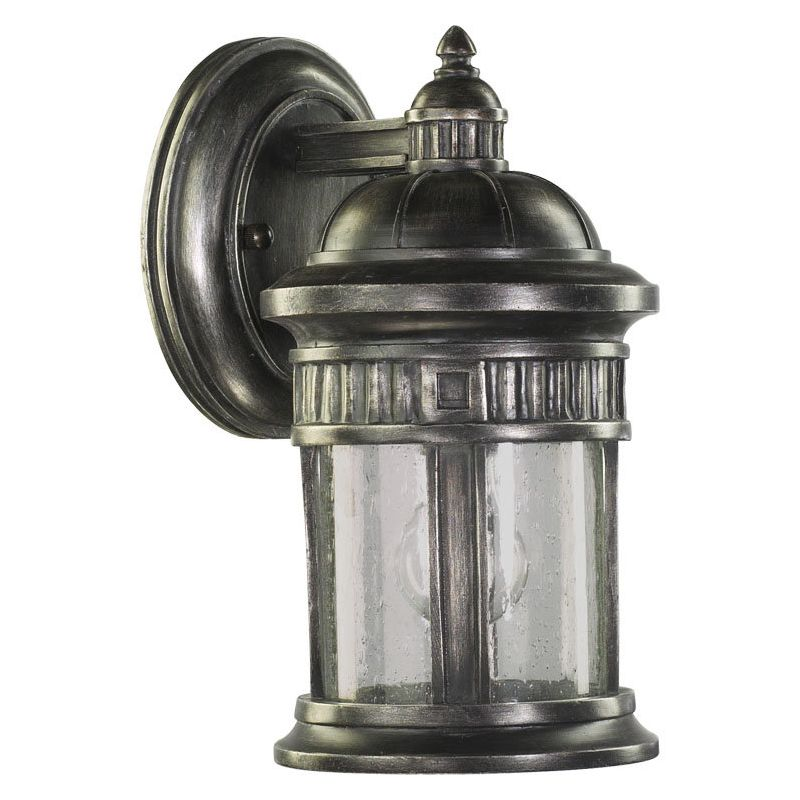 Quorum International Q7225-1 Presidio 1 Light Outdoor Wall Sconce