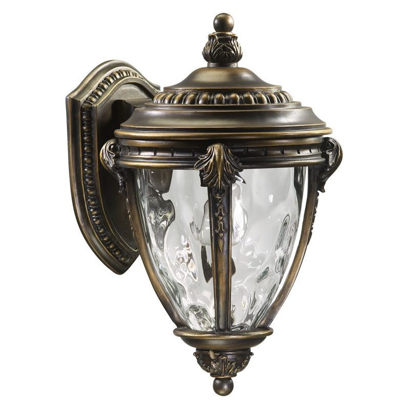 Quorum International Q7320-1 Pemberton 1 Light Outdoor Wall Sconce