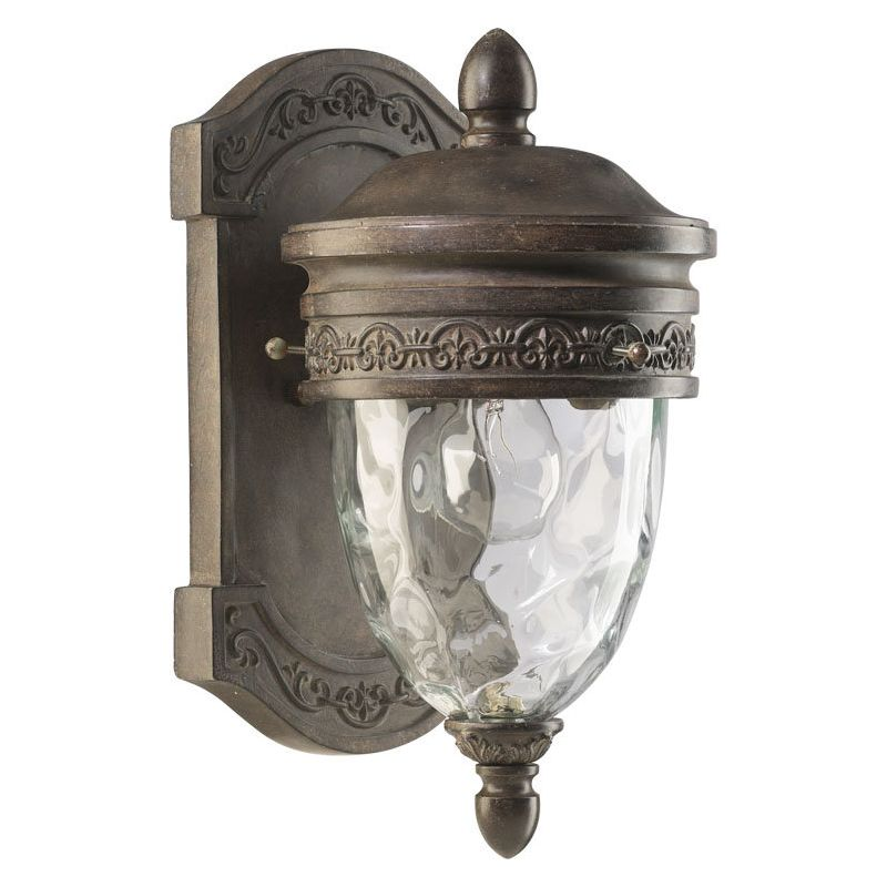 Quorum International Q7400-1 Georgia 1 Light Outdoor Wall Sconce