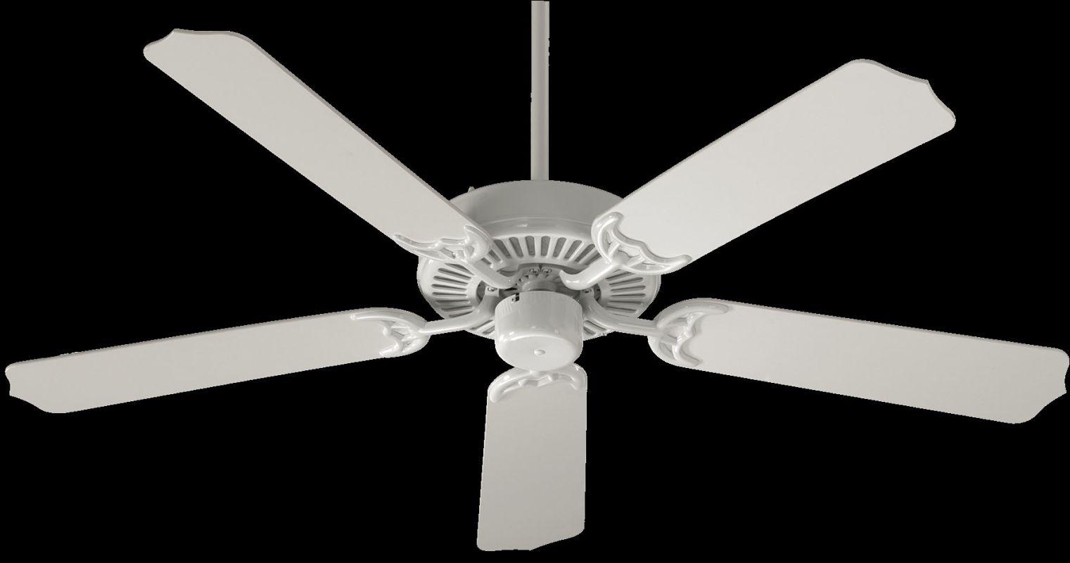 """Quorum International 77520 Capri I 52"""" 5 Blade Indoor Ceiling Fan"""